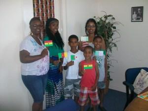 Ashay Home Club participants