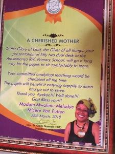 Atasemanso R/C Primary School Citation