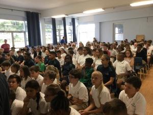 Student assembly program