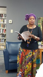 Reading of Ashay! Bermuda History Stories for Children at Bermuda National Library
