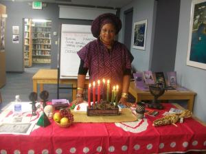 Got Kwanzaa? Workshop at the Bermuda National Library, December 2014